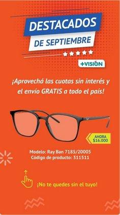 Ofertas de +Vision en el catálogo de +Vision ( 7 días más)