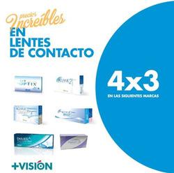 Ofertas de +Vision  en el folleto de Buenos Aires