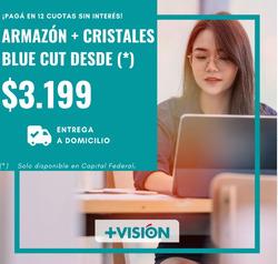 Cupón +Vision en Buenos Aires ( 4 días más )