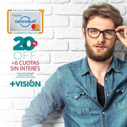 Cupón +Vision en Virrey del Pino ( Publicado hoy )