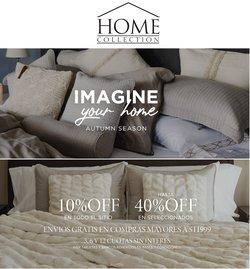 Ofertas de Home Collection en el catálogo de Home Collection ( Vence hoy)