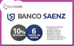 Cupón Hipervision en Chivilcoy ( 3 días más )