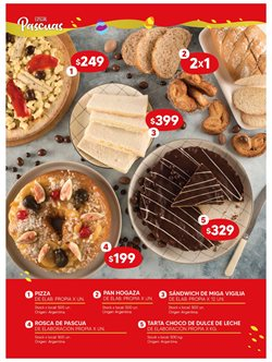 Ofertas de Pizza en Disco