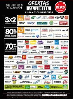 Ofertas de Hiper-Supermercados en el catálogo de Disco en Lomas de Zamora ( 3 días más )