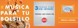 Ofertas de Disco  en el folleto de Buenos Aires