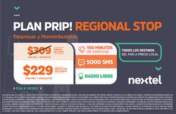 Ofertas de Nextel  en el folleto de Buenos Aires