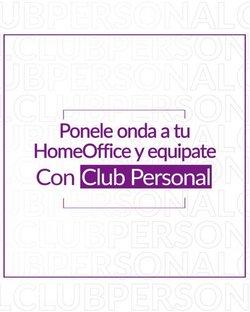 Ofertas de Electrónica y Electrodomésticos en el catálogo de Personal ( Vence mañana)