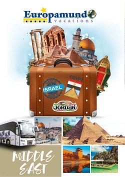 Ofertas de Viajes en el catálogo de Europamundo en Olivos ( Más de un mes )