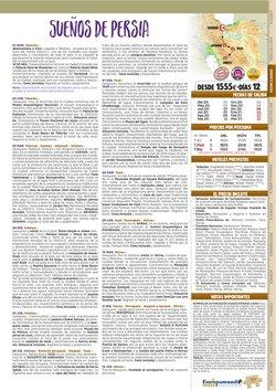 Ofertas de Viajes en el catálogo de Europamundo en General Roca (Río Negro) ( Más de un mes )