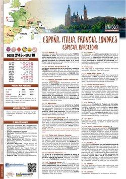 Ofertas de Bebidas alcohólicas en Europamundo