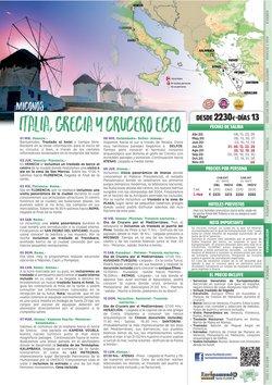 Ofertas de Cruceros en Europamundo