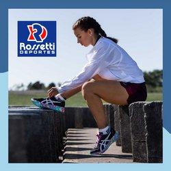Ofertas de Rossetti Deportes en el catálogo de Rossetti Deportes ( Más de un mes)