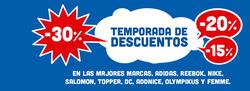 Ofertas de Deportes  en el folleto de Rossetti Deportes en San Luis