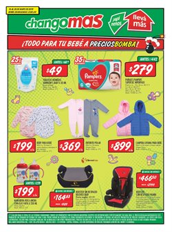 Ofertas de Changomas  en el folleto de General Pico