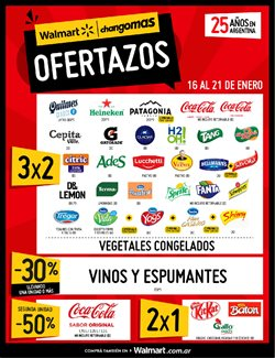 Ofertas de Changomas  en el folleto de Floresta