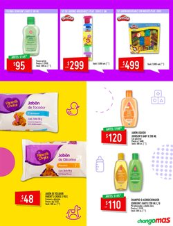 Ofertas de Johnson's en Changomas