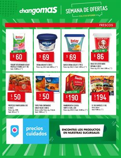 Ofertas de Pizza en Changomas