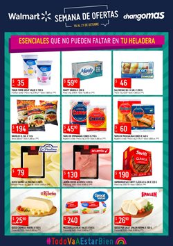 Ofertas de Tierno, fresco y light en Changomas