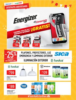 Ofertas de Eveready en Changomas