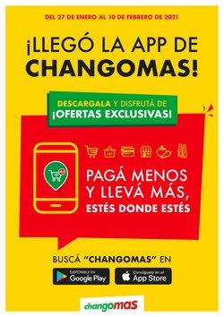 Catálogo Changomas ( Publicado hoy )