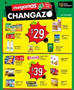 Catálogo Changomas ( 5 días más )