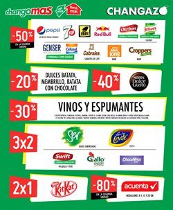 Ofertas de Frutos secos en Changomas