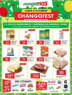 Ofertas de Changomas en el catálogo de Changomas ( 5 días más)