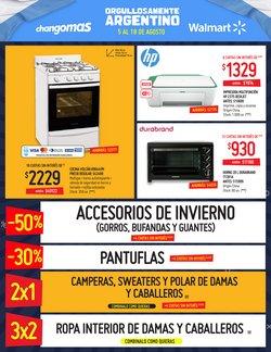 Ofertas de HP en el catálogo de Changomas ( Publicado hoy)