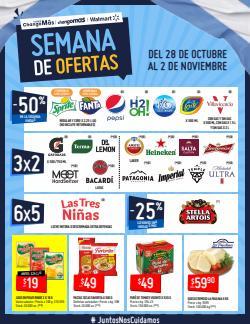 Ofertas de Hiper-Supermercados en el catálogo de Changomas ( Publicado hoy)