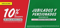 Ofertas de Changomas  en el folleto de González Catán