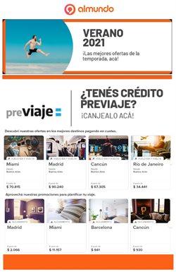 Catálogo Almundo en Avellaneda (Buenos Aires) ( 3 días publicado )