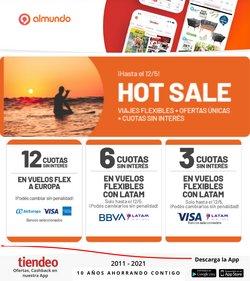 Catálogo Almundo ( Vence hoy)