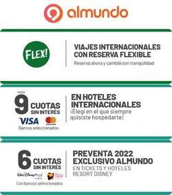 Ofertas de Viajes en el catálogo de Almundo ( Vence hoy)