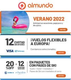 Ofertas de Almundo en el catálogo de Almundo ( Publicado ayer)