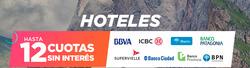 Ofertas de Hoteles  en el folleto de Almundo en Buenos Aires