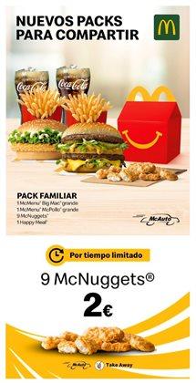 Catálogo McDonald's en Avellaneda (Buenos Aires) ( Publicado ayer )
