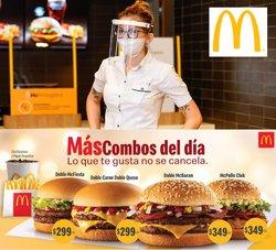 Catálogo McDonald's ( Vencido)