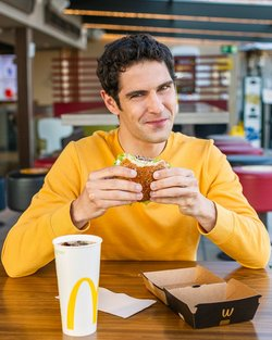 Catálogo McDonald's ( Publicado ayer)