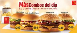 Ofertas de Restaurantes en el catálogo de McDonald's ( 2 días más)
