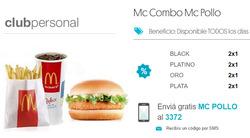 Ofertas de McDonald's  en el folleto de Buenos Aires