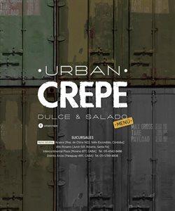 Ofertas de Urban Crepe  en el folleto de Buenos Aires