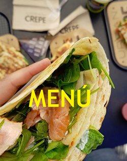 Ofertas de Restaurantes  en el folleto de Urban Crepe en Gerli