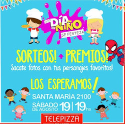 Ofertas de Telepizza  en el folleto de Buenos Aires