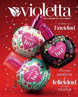 Ofertas de Perfumería y Maquillaje en el catálogo de Violetta Fabiani en Bernal ( Más de un mes )