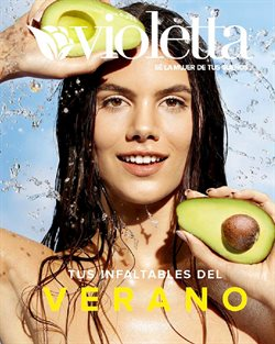 Ofertas de Perfumería y Maquillaje en el catálogo de Violetta Fabiani en Comodoro Rivadavia ( 17 días más )