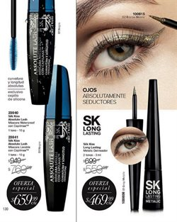 Ofertas de Maquillaje de ojos en Violetta Fabiani