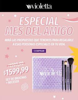 Ofertas de Perfumería y Maquillaje en el catálogo de Violetta Fabiani ( 5 días más)