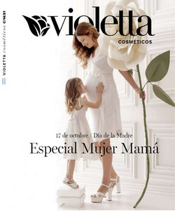 Ofertas de Perfumería y Maquillaje en el catálogo de Violetta Fabiani ( 21 días más)