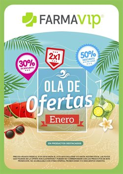 Ofertas de Farmavip  en el folleto de Bernal