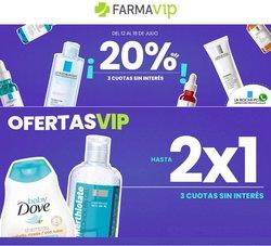 Ofertas de Farmacias y Ópticas en el catálogo de Farmavip ( 8 días más)